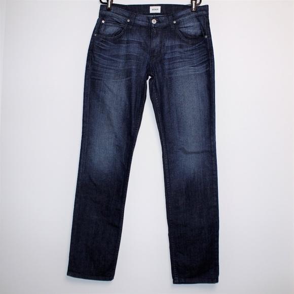 9022b98e0e7 Hudson Jeans Other - Men's-NWT Hudson Blake Slim Straight Zip Fly Jeans